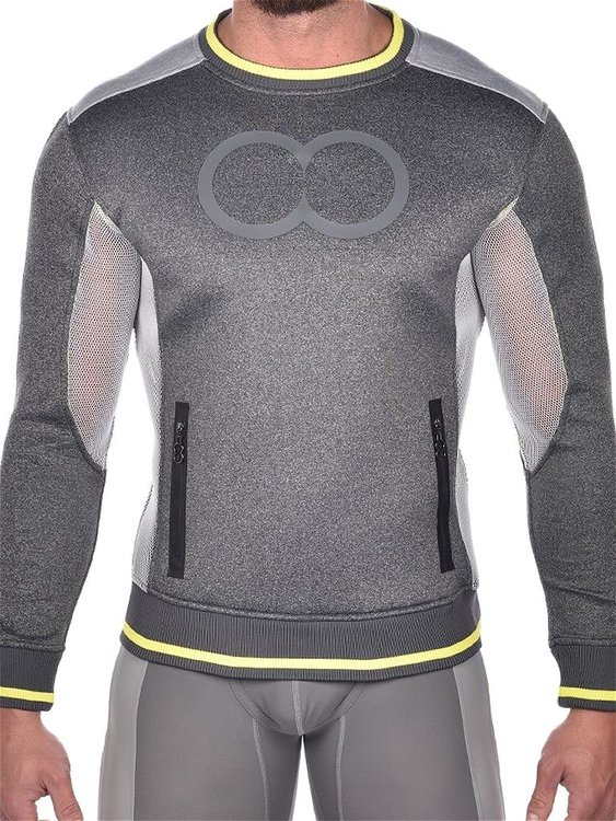 Pro Aktiv Space Sweater Titanium