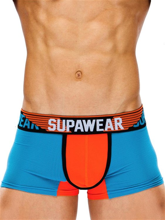 Turbo Trunk Underwear Nitrous Blue