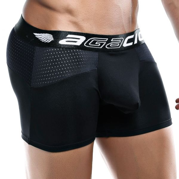 sport boxer trunk black