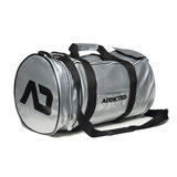 AD794 Gym Round Bag Silver_