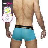 AD919 COCKRING C-THROUGH TRUNK TURQUOISE_