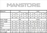 Manstore M951 Hip Boxer Blue_