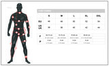 BOXER STEVE BLACK-NEONORANGE_