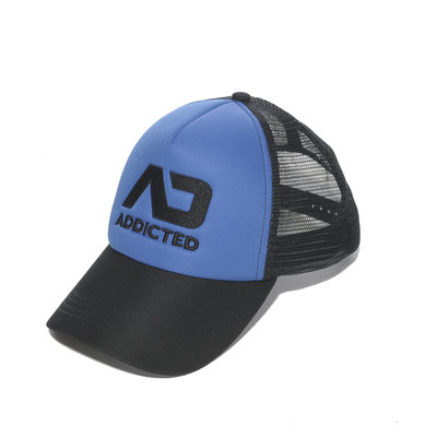 AD385 Addicted Cap Blue
