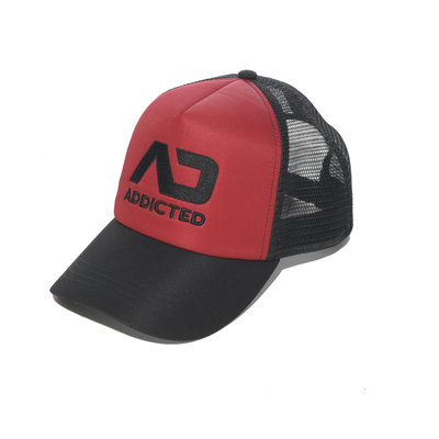 AD385 Addicted Cap Red