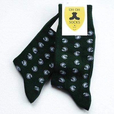 Prestige Green socks