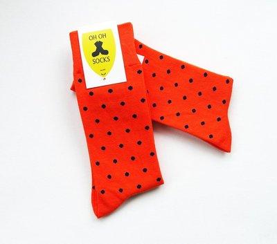 Royal Dots socks