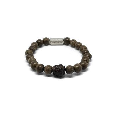 Bracelets for Men Buddha Buddy