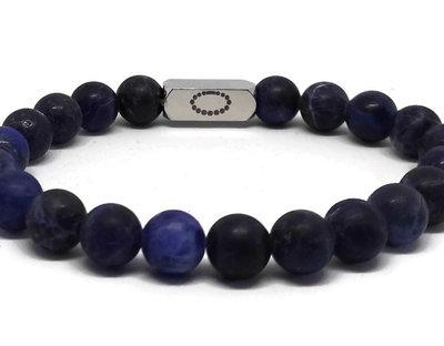 Bracelets for Men Blue Jeans