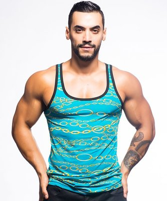 Massive Chain Tank Top
