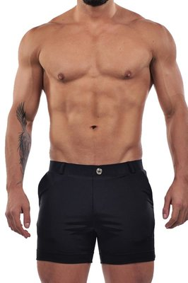 2Eros Bondi Bar Beach Swim Shorts Black