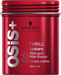 Schwarzkopf Osis Thrill Fibre Gom - 100 ml - Wax