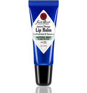 Jack Black Intense Therapy Lip Balm SPF 25 Mint 7g