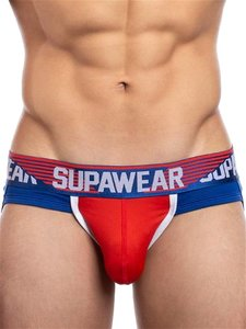 Supawear Turbo Jockstrap Underwear Turbo Red